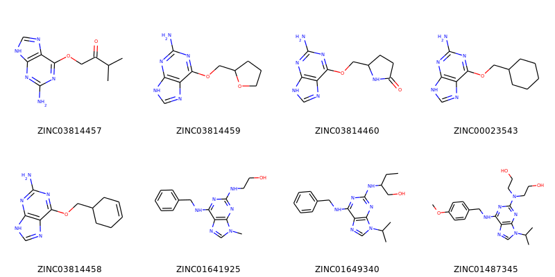 how to draw organic molecules